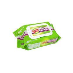 스카치브라이트 물걸레 청소포 더블액션 표준형 20매