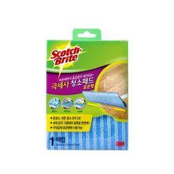 스카치브라이트 극세사 청소포 리필 표준형 1매