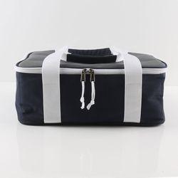 캠핑용 식기 가방 나들이 여행 도시락 수납용