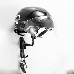 PH 알루미늄 자전거 헬멧거치대 모자걸이 벽걸이형 olov