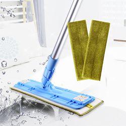 에코프랜 견고한 국산 물걸레 막대밀대 청소기 고급형