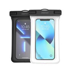 초텍 IPX8 인증 스마트폰 TPU 방수팩 WPC035