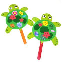 내가 만드는 바다 거북이 부채 (4인용)