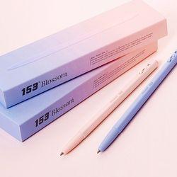 각인)모나미 153 블라썸 Blossom 0.7mm 고급펜 선물