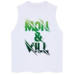 몬그린 나시 티셔츠 남여공용(NEWNV7XRH3)