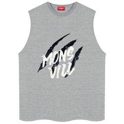 스크래치몬 나시 티셔츠 남여공용(NEWRHOC2K2)