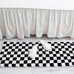 체스 발매트(욕실용)