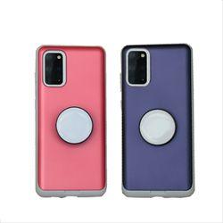 아이폰78 플러스 LisoBum II 스마트그립톡 카드범퍼
