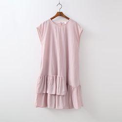 Two Turn Frill Dress