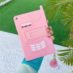 아이패드 프로 미니 5 4 3 2 에어 레트로 전화기 실리