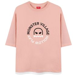 Hollow play Layered T