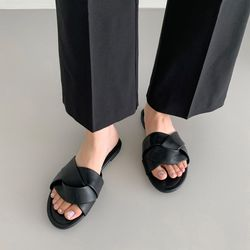여성 꼬임 매듭 슬리퍼 ws-3153 빌잇