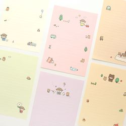 1000 솜소미 편지지 (랜덤발송)