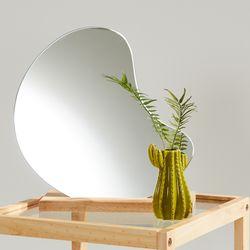 제이픽스 빈 미러 노프레임 인테리어 탁상 거울