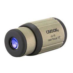 CARSON Close Up 6배율 단안경 33x33x89mm CH1735046