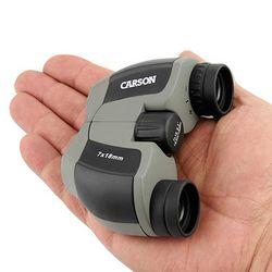 CARSON MINI SCOUT 7배율 쌍안경 104x66x40mm