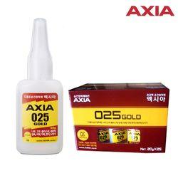 엑시아 순간 접착제 025 50g 일반용 다용도 1Box (20개입)
