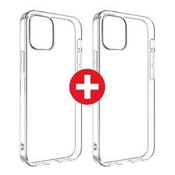 아이폰 전기종 갤럭시 스탠다드핏 투명 젤리 케이스