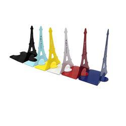 디자인 북엔드5 [에펠탑]  2개세트 (색상랜덤)