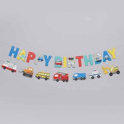 자동차 생일가랜드세트