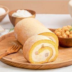달롤 인절미롤 420g쌀빵 쌀롤케이크 글루텐 디저트