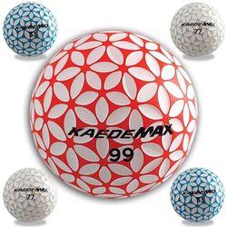 카에데 골프공 3피스 6구 칼라볼 골프 동호회 기념품