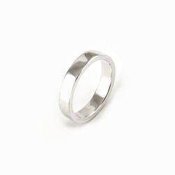 SVR-#S604 Plain Ring(NEW4VBQGRY)