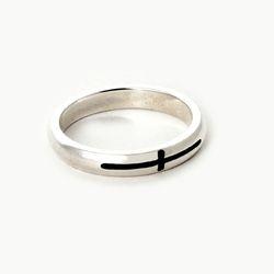 SVR-#S607 Ram Cross Ring(NEWCA2TJID)