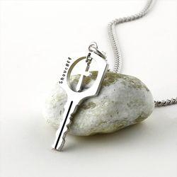 SVN-#153 십자가 열쇠 목걸이(ITEMPOXAEI7)