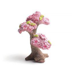 벚꽃나무  장식품 - 어항장식 어항셋팅 장식품