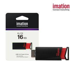 imation USB 메모리 ELITE 2.0 16GB + GIFT 젠더
