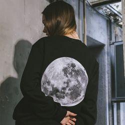 NASA 맨투맨 남자 여자 루즈핏 빅사이즈 OMA0018