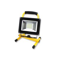 LED 충전용 투광기 (50W)휴대용 조명 캠핑조명