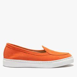 [홍석천 신발] My life Orange Suede