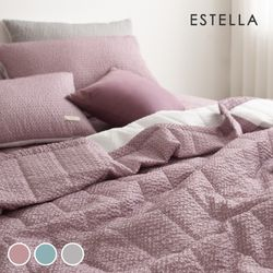 에스텔라 썸머도트 리플 여름용 차렵이불 단품 SSQ 3colors