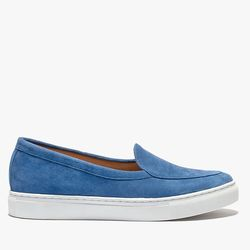 [홍석천 신발] My life Blue Suede