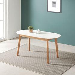 스페이스 타원 테이블 1200