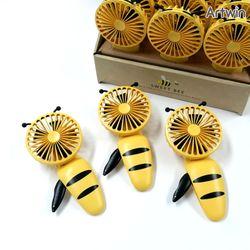 4000 달콤 꿀벌 휴대용 선풍기 BOX(12)