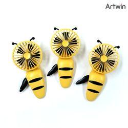 4000 달콤 꿀벌 휴대용 선풍기