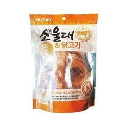 강아지 오래먹는 간식 소울대 닭고기 140g 치킨