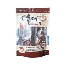 강아지 쇠고기 애견 오래먹는 소울대 소고기 140g