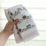 일본 이마바리 부드러운 페이스 바디 타올 얇은 수건(6type)