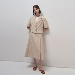 Charming Linen Set up - Beige