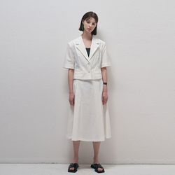 Charming Linen Set up - Ivory
