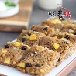 박미선 착한약밥 약식 간편식 아침식사대용 개별포장