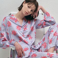 Florence Soft Homewear - Sky blue
