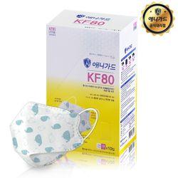 KF80 애니가드 고래 마스크 소형 3매입X10개총30매