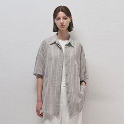 Winsome Half Shirts - Gray