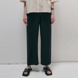 Cozy Wide Pants - Black
