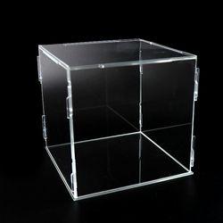 3T 100 투명하판 아크릴케이스 피규어 장난감 정리 보관함